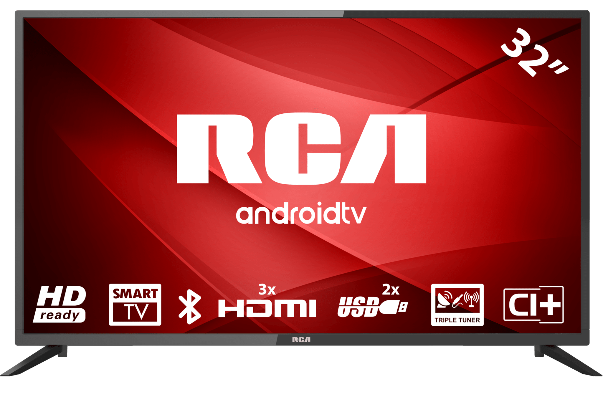 Rca Smart 32 With Roku It Android Toto Electronics